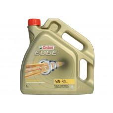 Моторное масло 5W30 4л EDGE Castrol