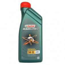 Моторное масло 5W30 1л Magnatec DUALOCK A3/B4 Castrol