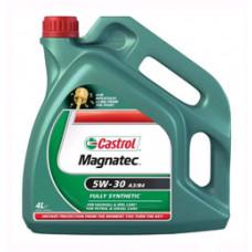 Моторное масло 5W30 4л Magnatec DUALOCK A3/B4 Castrol