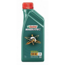Моторное масло 5W40 1л Magnatec A3/B4 Castrol
