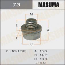 Болт маслосливной 73 A/T Toyota, Mitsubishi, Suzuki MASUMA