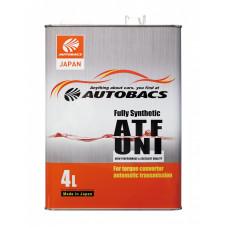 Масло трансмиссионое AUTOBACS ATF UNI FS для АКПП 4л