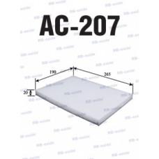 Cалонный фильтр AC-207 RB