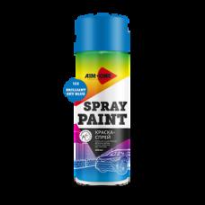 Краска-спрей бриллиантово-голубая 450 мл (аэрозоль) SP-BSB133