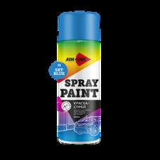 Краска-спрей голубая 450 мл (аэрозоль). SP-SB15