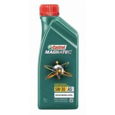 Моторное масло 5W30 1л Magnatec A5 DUALOCK Castrol