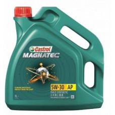 Моторное масло 5W30 4л Magnatec AP DUALOCK Castrol
