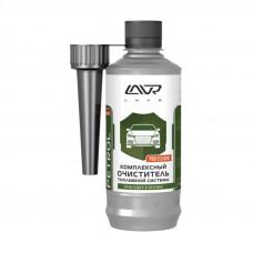 Очиститель топливной системы присадка в бензин (40-60 л), 310 мл LAVR