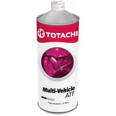 Жидкость для АКПП TOTACHI ATF MULTI-VEHICLE синт. 1л