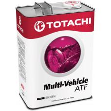 Жидкость для АКПП TOTACHI ATF MULTI-VEHICLE синт. 4л