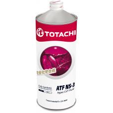 Жидкость для вариатора TOTACHI ATF NS-3 синт. 1л