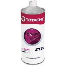 Жидкость для АКПП TOTACHI ATF Z-1 синт. 1л