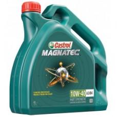 Моторное масло 10W40 4л Magnatec DUALOCK A3/B4 Castrol