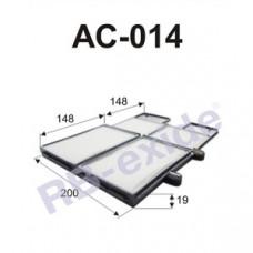 Cалонный фильтр AC-014 RB