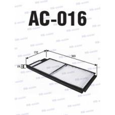 Cалонный фильтр AC-016 RB
