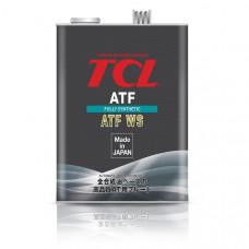 Жидкость для АКПП TCL ATF WS 4L
