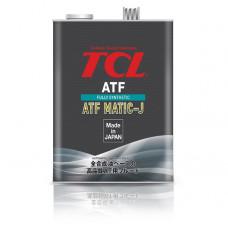 Жидкость для АКПП TCL ATF MATIC J 4L