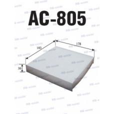 Cалонный фильтр AC-805E RB
