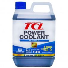 Антифриз POWER COOLANT TCL -40C СИНИЙ 2л.