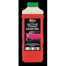 Автошампунь Б/К Мастер (Active Foam) 1л HXK