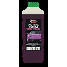 Автошампунь Б/К Розовая пена (Active Foam) 1л HXK