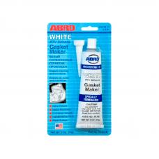 Герметик прокладка белый, 85 гр ABRO 14-AB