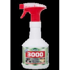 Очиститель 3000 интерьера 600мл NCC
