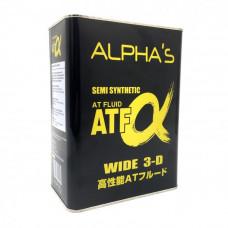 Масло трансмиссионное Alpha ATF 4л.