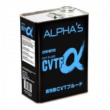 Масло трансмиссионное Alpha CVTF 4л.